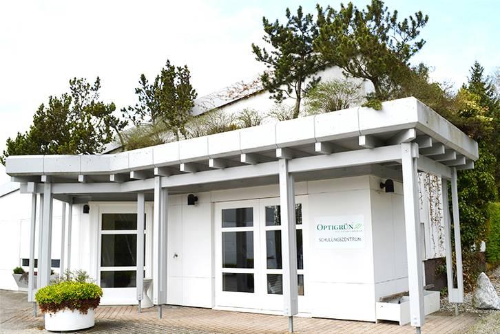 OPTIGRÜN-Schulungszentrum Göggingen