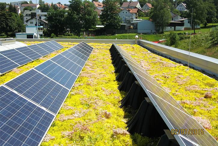 Solaraufständerung Sunroot 30, 2010